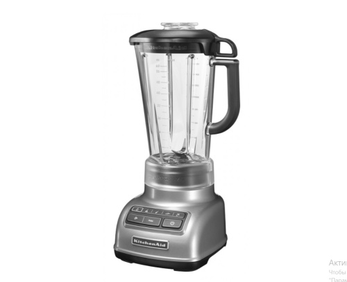 Блендер стационарный KitchenAid 5K-SB1585ECU silver