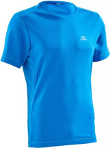 Футболка Decathlon 8488037 Kalenji Run Dry синяя 2XL