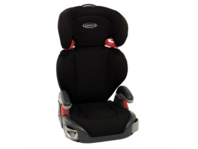 "Автокресло Graco ""Junior Maxi"", 15-36 кг, черное"