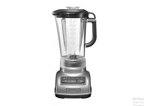 Блендер стационарный KitchenAid 5K-SB1585ECU silver фото 2